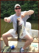 Largemouth Bass 7.75lbs