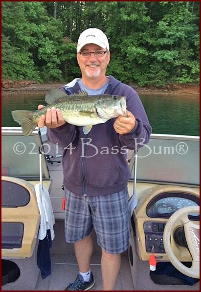 Largemouth Bass, 18.75