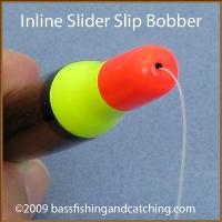 Slider Slip Bobber - Top Hole