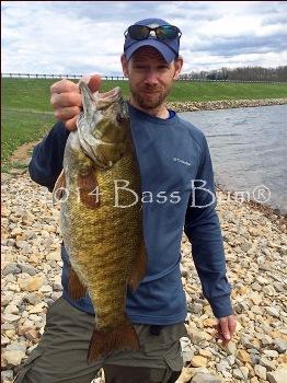Smallmouth Bass Hawg