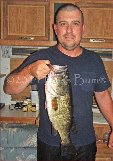 Oregon Largemouth Bass