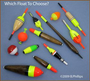Fishing Bobbers - Assorted Styles