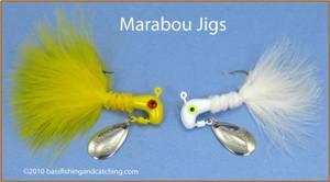 Marabou Jigs