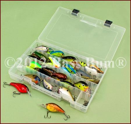 Crankbait Plastic Storage Box