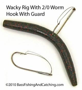 Wacky Worm Fishing Has No Limits For Fishing Plastic Worms