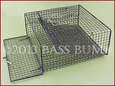 Crawfush Trap - Plastic Coated Wire v