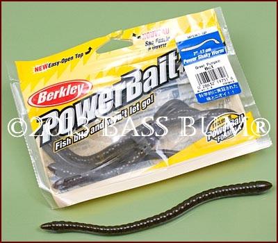 Berkley Powerbait Shaky Worms