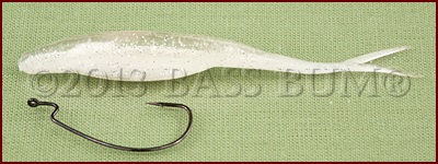 Pond bass fishing lures top water plugs and balsa wood for Bass fishing jerkbaits