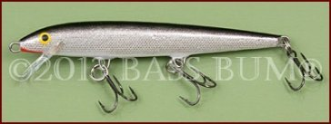 Rapala Original Floating Minnow