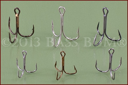 Using correct fishing rigs are the key to making bass bite for Fishing hook sizes for bass