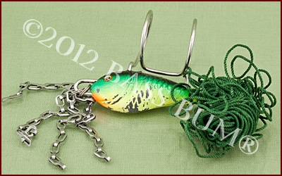 Crankbait fishing information choosing crankbait lures for Fishing lure retriever