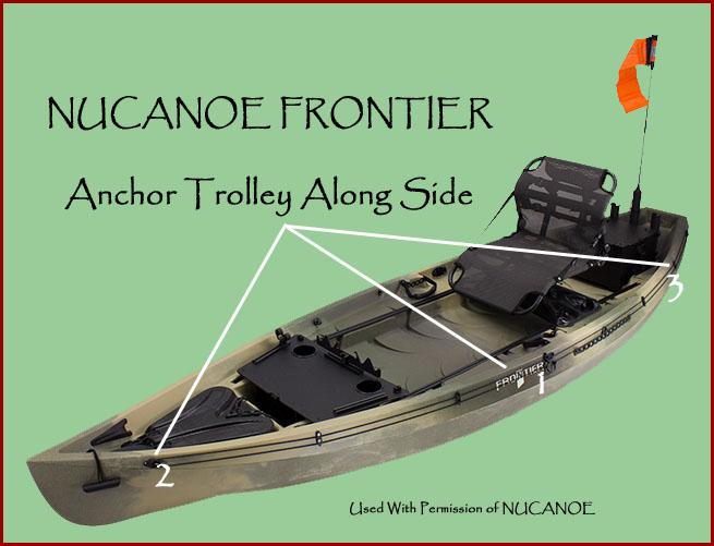 Nucanoe Frontier 12 Kayak