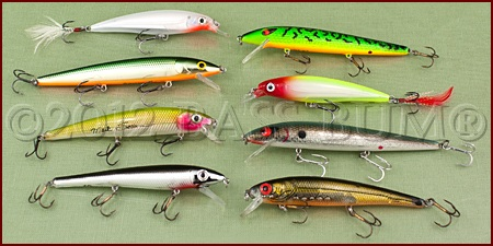Minnow Lure Examples
