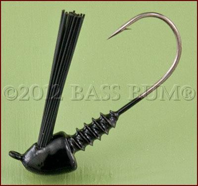 Jig With Weed Guard Example