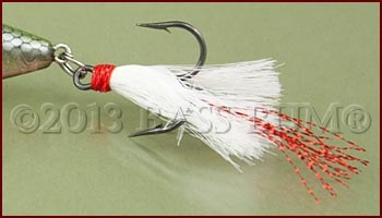 Dressed Rear Treble Hook