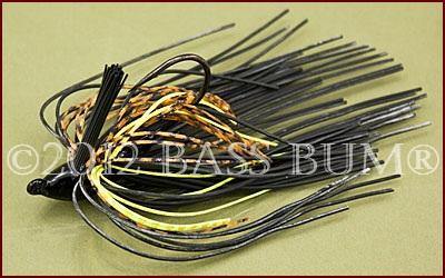 Buckeye Mop Jig Texas Craw