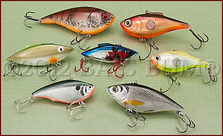 lipless crankbaits, rattle trap, crankbait lures, best bass, Soft Baits