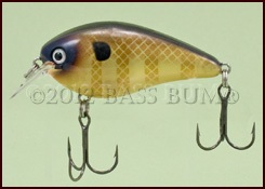 Pro Model Crankbait - Strike King - Bluegill