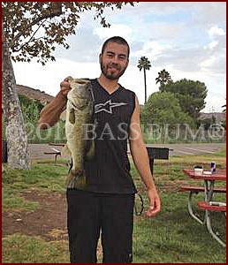 Largemouth Bass 6lbs
