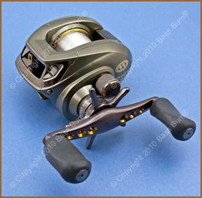 Bass fishing reels more than just line holders for Bass pro fishing reels