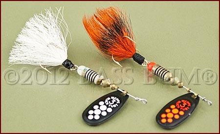 Mepps Dressed Aglia Spinners