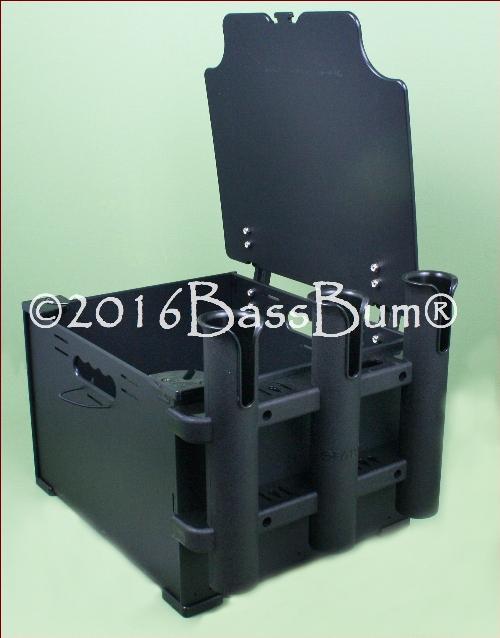 Nucanoe Kayak Accessories Black Box