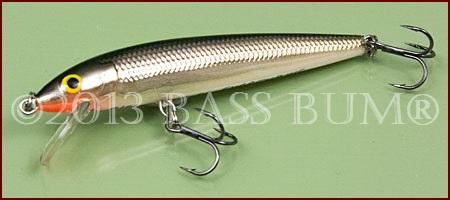 Pond Lure - Minnow Lure - Suspending