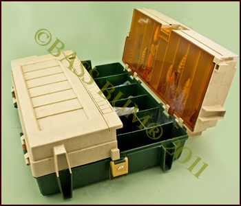 Hard Case Tackle Box