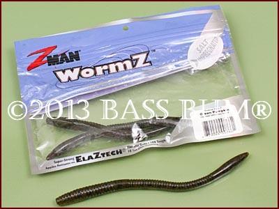 Z-Man Worms Float