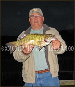 Ignoring night bass fishing safety may end your fishing in for Night bass fishing