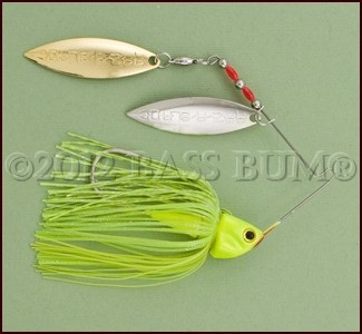 Strike King - Burner Spinnerbait - Chartreuse