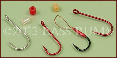 Trailer Hooks and Stinger Hook
