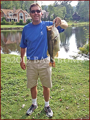 Largemouth Bass 5lbs 7oz