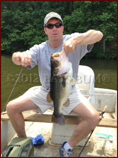 Largemouth Bass 7.75lbs