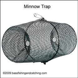 Live Bait - Minnow Trap
