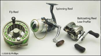 types of fishing reels for bass fishing, Fishing Reels