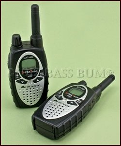 Midland VHF Hand Held Radio Set
