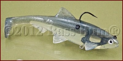 Rago Swimbait BV3 Shad
