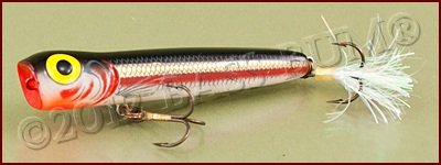 Topwater Lure-Storm Chugg Bug-Bleeding Tennessee Shad