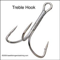 Fish Hook - Treble Hook